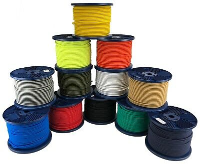 6 mm BUNGEE CORD bungie elastic rope shock cord flexible abrasion resistant UV