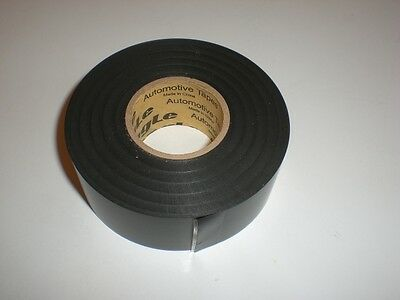 "PLYMOUTH YONGLE Vinyl PVC Auto Wire Harness Adhesive Electrical Tape 1.25""-176'"
