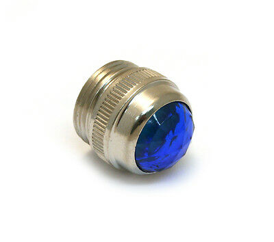Blue Jewel For Vintage-style Fender Amp Pilot Light