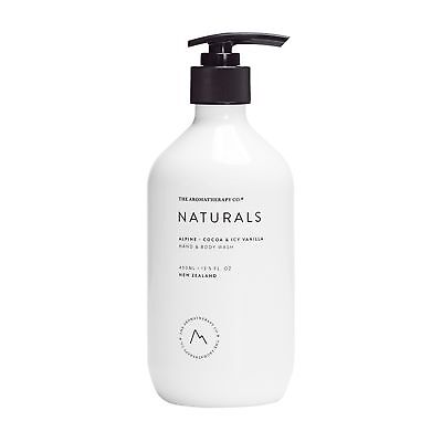 The Aromatherapy Co Alpine Hand & Body Wash