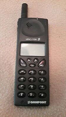 Ericsson Cell Phone-Untested Vintage  As-Is