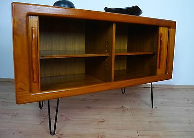 vintage sideboard 60er jahre 70er palisander holz. Black Bedroom Furniture Sets. Home Design Ideas