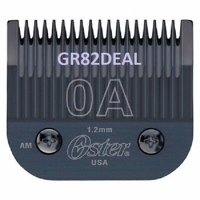NEW Oster Detachable Clipper Blade 76918-656 #0A For Models Titan 76, 10, 1