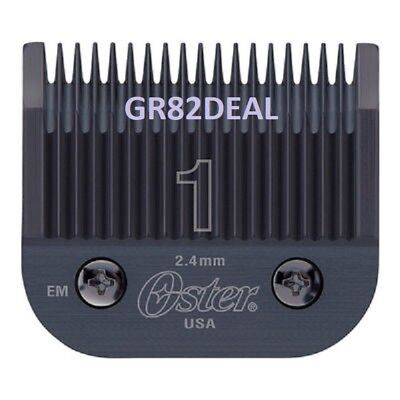 NEW Oster Detachable Clipper Blade 76918-646 #1 For Models Titan 76, 10, 1