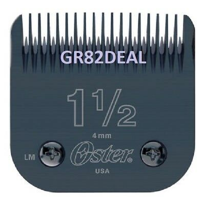 NEW Oster Detachable Clipper Blade 76918-676 #1.5 For Models Titan 76, 10, 1