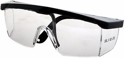 Safety Glasses Clear Goggles Workwear Protection Eyewear Lightweight Ca28