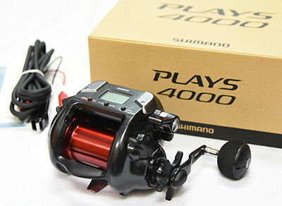 2017 NEW Shimano PLAYS 4000 Electric Reel From Japan