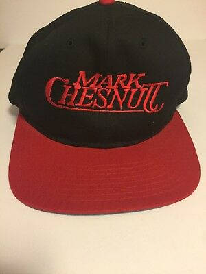 Mark Chestnut On Tour  Cap Hat One Size Fits All