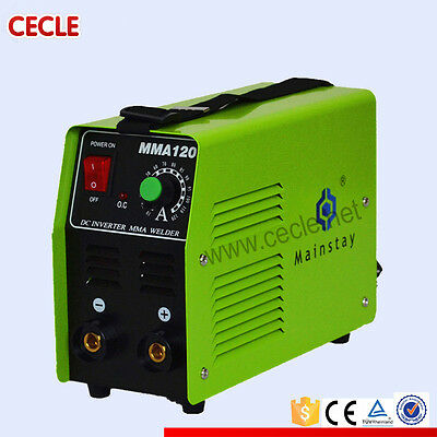 120 Amp Inverter Welder- MMA Portable Welding Machine - 10V/220V