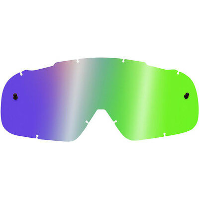 NEW Fox Racing Air Space Youth Green Spark Kids AIRSPC Replacement Goggle Lens