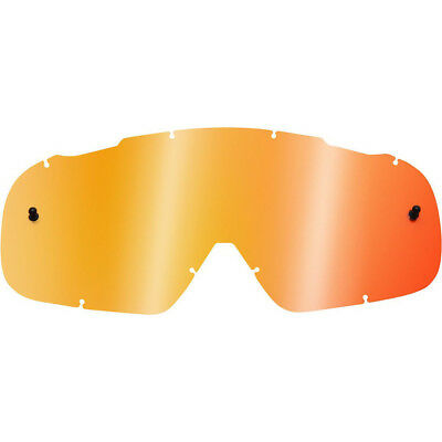 NEW Fox Racing Air Space Youth Orange Spark Kids AIRSPC Replacement Goggle Lens