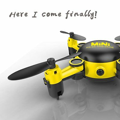 Hover Mini wifi Camera Drone RC Quadcopter 2.4GHz 4CH 6-Axis Gyro 3D UFO FPV RC