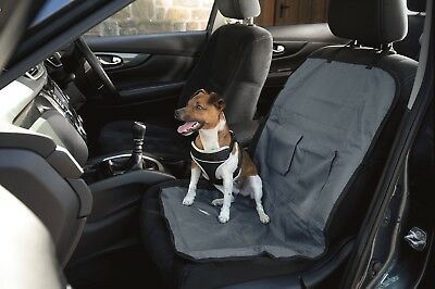 Pet Dog Car Seat Protector Seat Cover Car Tidy Grey Henry Wag 40342