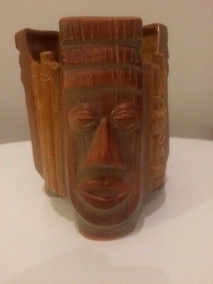 Shameful Tiki Room 4th Anniversary Bowl Tiki Mug Eekum Bookum