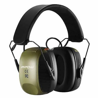 Mpow® Electronic Earmuff Headphone Noise Cancelling Hearing Protector