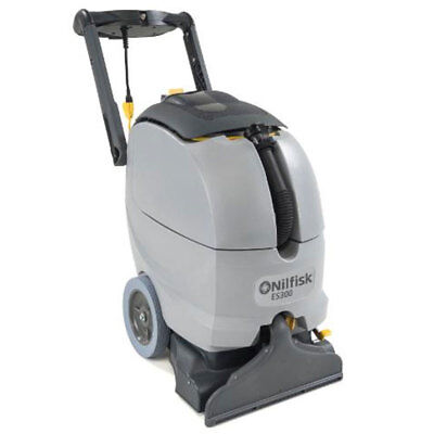 Nilfisk ES300 Carpet Cleaner and Extractor Machine