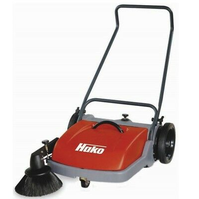 HAKO Manual Flipper with Push Sweeper