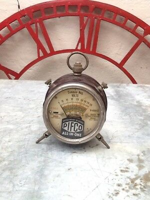 Vintage Pifco All-In-One Volt Meter