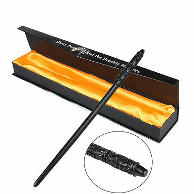 Magic Harry Potter Snape Magical Wand Replica Hogwarts Cosplay Best Gift In Box