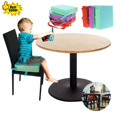 Portable Kid/Baby/Child Dining Chair Highchair Soft Cushion Pad Seat Booster AU