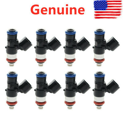 New 8x 42LB Fuel Injectors For 06-15 Chevrolet Corvette Bosch LS3 L99 Camaro SS