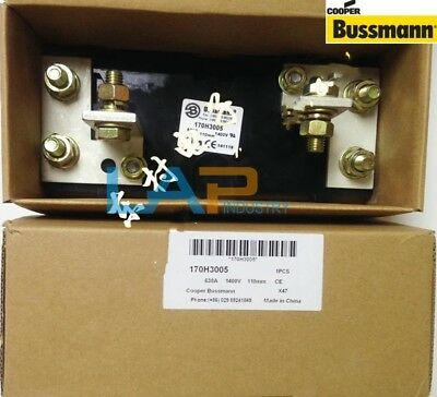 1PC NEW Bussmann 170H3005 Fuse DIN110 630A 1400VDC