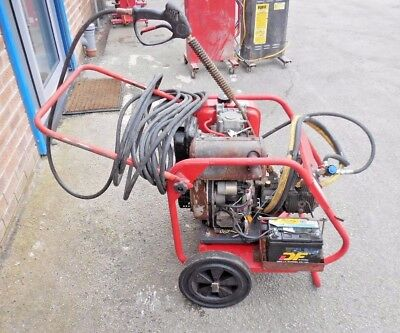 DEMON D1ES YANMAR ELECTRIC START DIESEL PRESSURE WASHER 2900 PSI 13L/min
