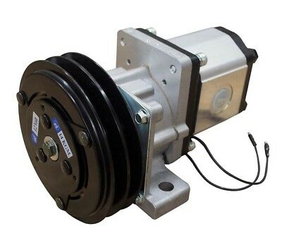 12 V Electro Magnetic Clutch and Pump Assembly
