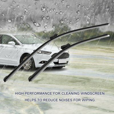 "For Ford Mondeo 2007-2014 26""+19"" Set of Front Windshield Wiper Blades Arms Best"