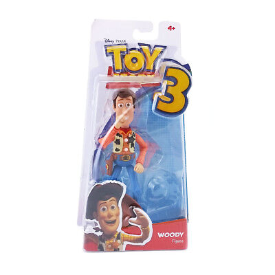 Mattel Disney Pixar Toy Story 3 T0476 Sheriff  WOODY Action Figur Neu