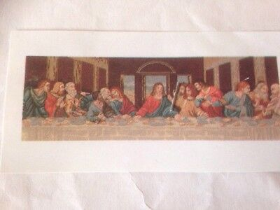 "Goblen Gobelin Tapestry Kit ""The Last Supper"" Leonardo de Vinci"