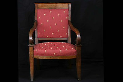Fauteuil Empire / Empire armchair, beginning 19th century