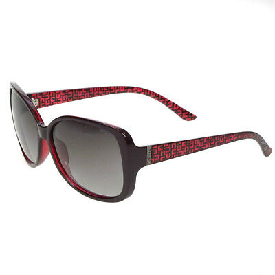 e4747e64442 Invu Burgundy Ultra Polarized Ladies Sunglasses B2628C Cat 3 UV Protection