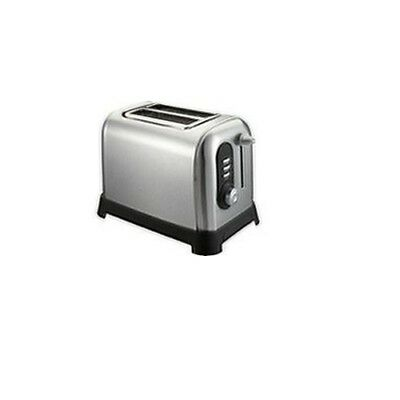 Stainless Steel 2 Wide Slice Variable Browning Toaster 700-820W