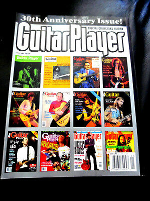 Vintage Guitar Player Magazine 30th Anniversary Issue - January 1997