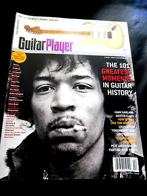 Vintage Guitar Player Magazine - 101 GREATEST MOMENTS - April 2005