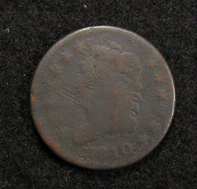 1810 Classic Head Large Cent #49