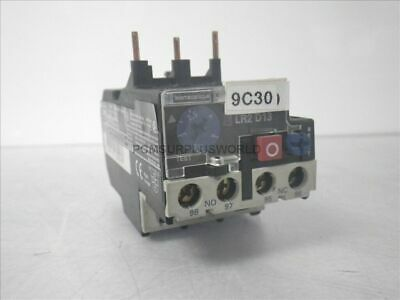 TELEMECANIQUE CLASS 10A 600V THERMAL OVERLOAD RELAY LR2 D1308