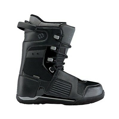 Boots Morrow Reign Black