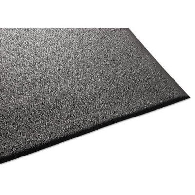 "Guardian 36"" x 60"" Soft Step Supreme Anti-Fatigue Mat (Black) 24030501DIAM New"