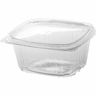 Genpak 16 oz. Hinged Deli Container (200-Pack) AD16 New
