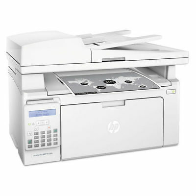 Hewlett-Packard Laserjet Pro Mfp M130fn Multifunction Laser Printer G3Q59A NEW