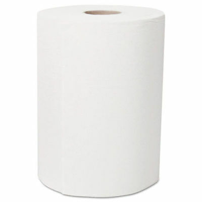 Kimberly-Clark Ultra Soft Slimroll Hard Roll Towel, 2-Ply, 7.87 X 262 Ft, White,