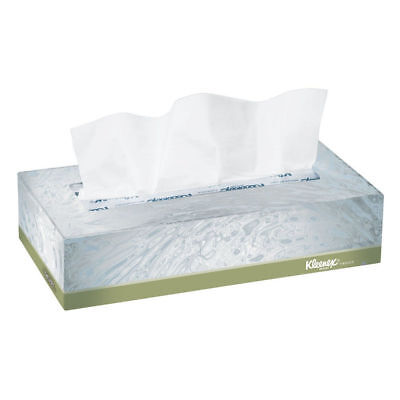 Kleenex Naturals 125 Sheets/Box 2-Ply Pop-Up Facial Tissue (48-Pack) 21601 New