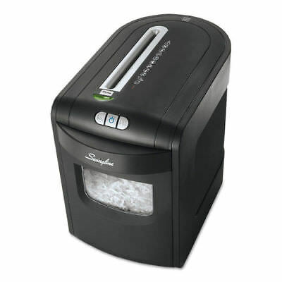 Swingline Ex10-06 Cross-Cut Jam Free Shredder, 10 Sheets, 1-2 Users 1757392 NEW