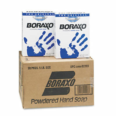 Boraxo Original Unscented Powdered Hand Soap (10-Pack) 02203CT New