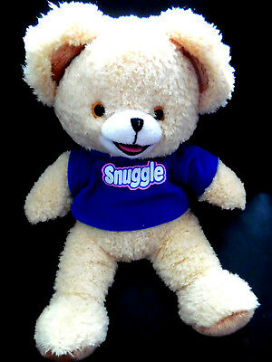 Collectible Snuggle Plush Toy Teddy Bear
