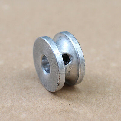 18.8mm Diameter - 5 to 8mm Bore - V-Groove Flat Pulley - Select Size
