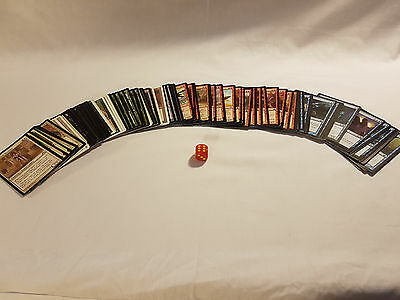 Magic The Gathering 100 Cards Random Selection Great Deal!!!!