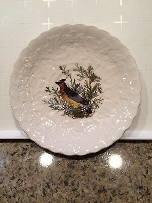 English Alfred Meakin Birds Of America  Saucers Set Of 4